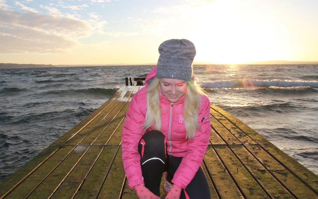 Vågor och jag