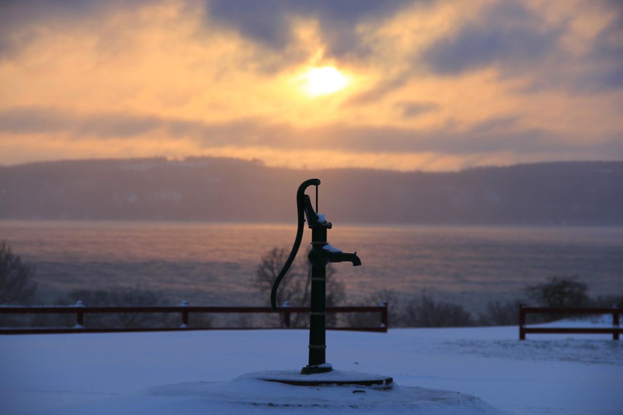 Vinter Öa