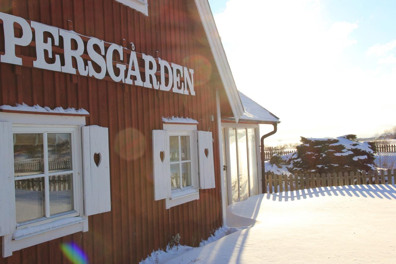 Vintervacker gård