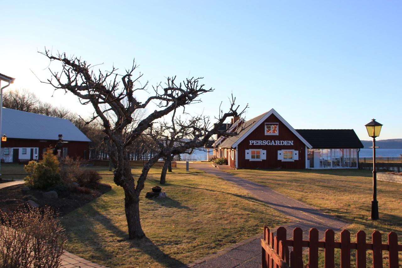 Morgonstund Persgården