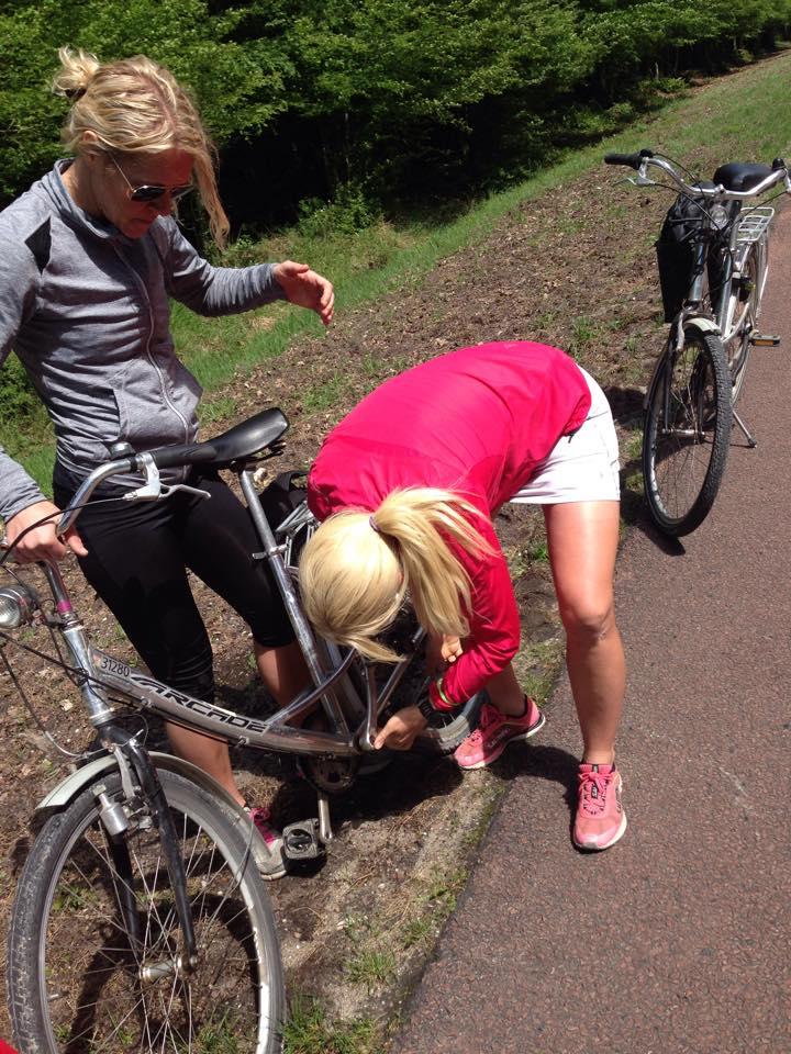 Laga cykel