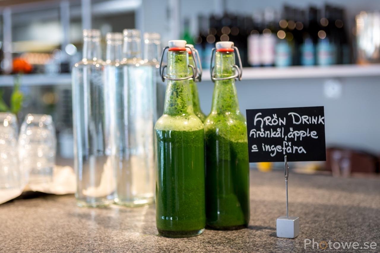 Grönd drink