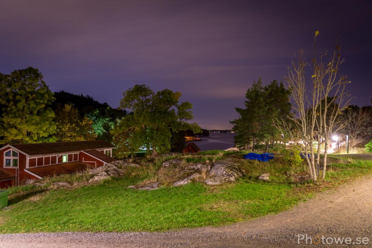 Kvällsbild Skevik
